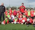 Park FC Academy U8 , March 2012