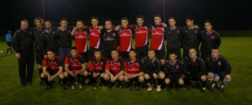 Munster League Champions Trophy Final in Askeaton , 1st December 2012