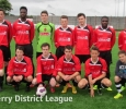 Park Fc Youths , Denny Youth League Final 2014/15