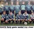 #162, St Brendans Park Fc Senior A Team 1995 .