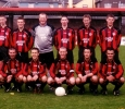 #122, St Brendans Park Fc 2002, Back Row Left to Right ,