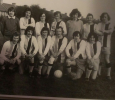 #164, St Brendans Park Fc 1974 , Back (L to R) Tommy Sugrue, Fintan Lawlor, Brian Fitzgerald, Sean Callaghan, Teddy Brick, Larry White, Liam Ronan.