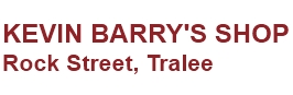 Barry's Shop, Rock Street, Tralee