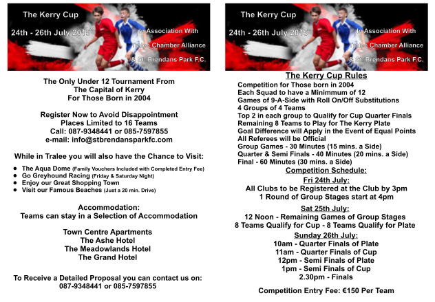 THE KERRY CUP