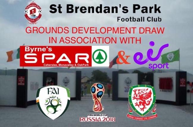 Club Grounds Development Draw