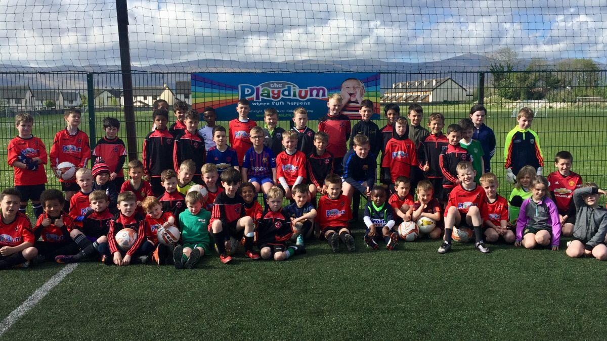 3ca19b97af5 Easter Camp 2019  our 3 day training camp during the Easter school holidays  proved a huge success. Everything went to plan this for us and Christy  Leahy ...