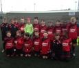 Park fc u13d team before their u13 John Joe Naughton cup game against Kenmare on Saturday 20th February 2016