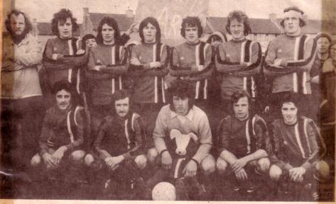 Rose Restaurant Cup Final 1975-Park 6,Callinafercy 0