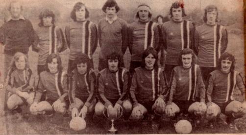 League and Shield Winners 1974/75 Season