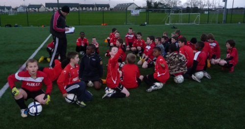 Park Fc Academy U10 , November 2011