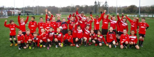 Park Fc Academy U10 , Away to Killarney Celtic January 2012