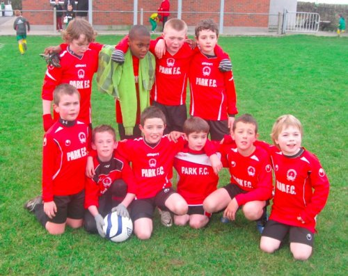 Park Fc U10 v Ballingarry, 08 Dec 2012