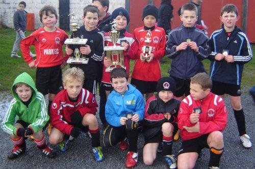 Park FC Academy U10-U11 Blitz , January 2012