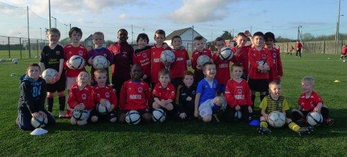Park FC Academy U7 , November 2011