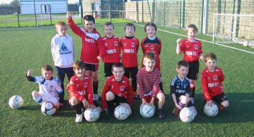 Park Fc Academy U8 , November 2011