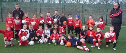 Park Fc Academy U9 , January 2012