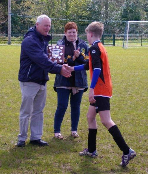 Park Fc U14 League Champions , 27 Apr 2013