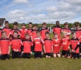 Park Fc U8 & U9 members who took park at our club blitz on Monday 1st May