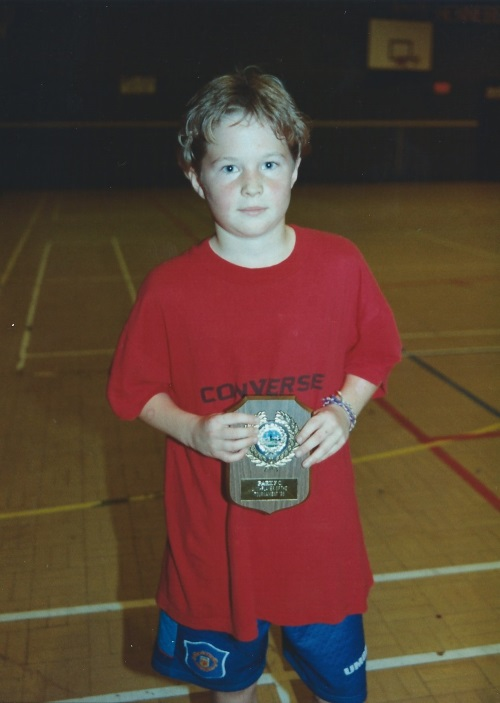 #39 , Kevin Maunsell U11 October 1996