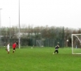 Cianan Cooney scores his second and the Parks Fourth